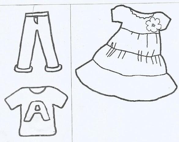 Mewarnai Gambar Baju Anak Laki Laki