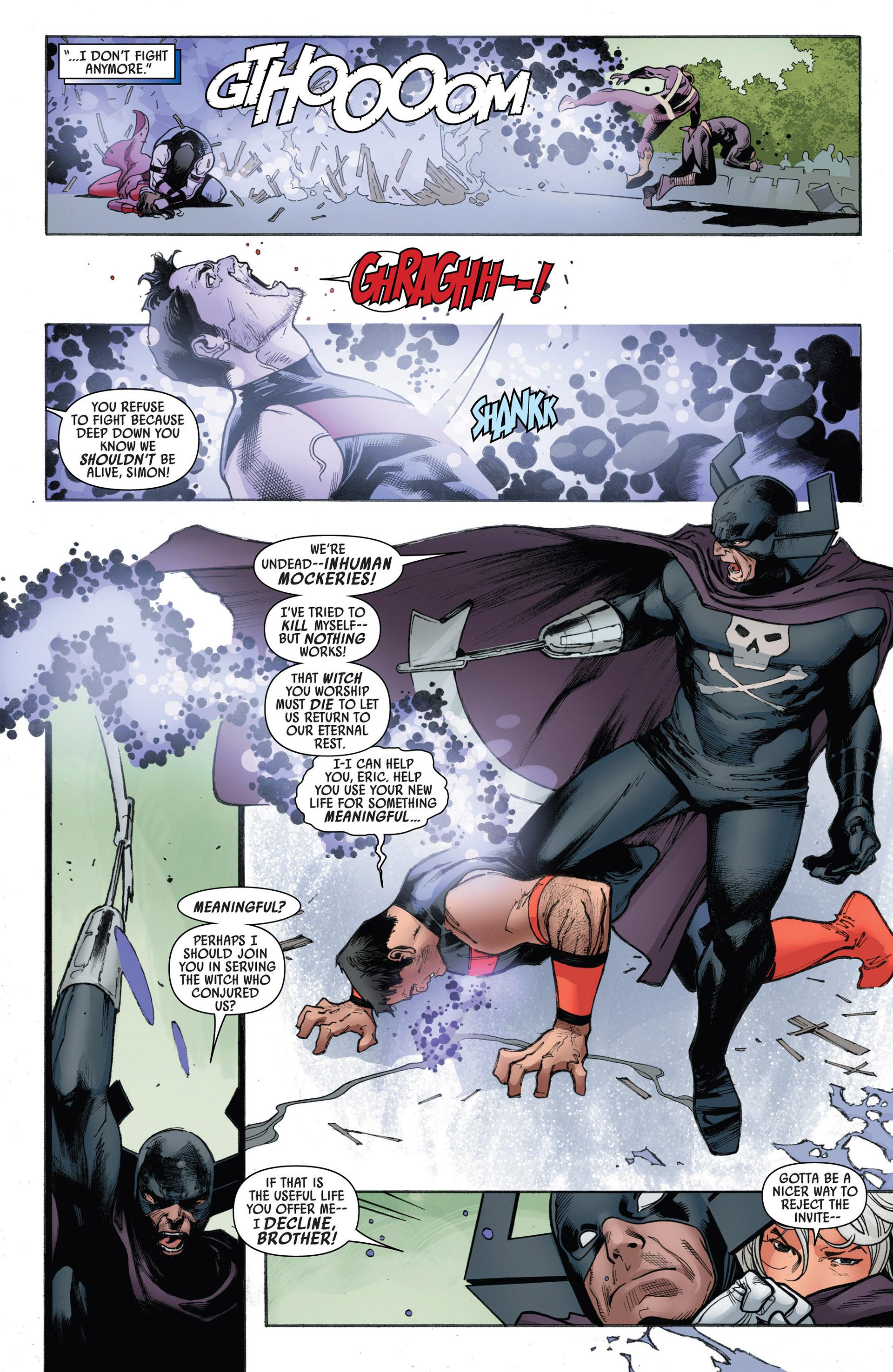 Read online Uncanny Avengers (2012) comic -  Issue #5 - 20