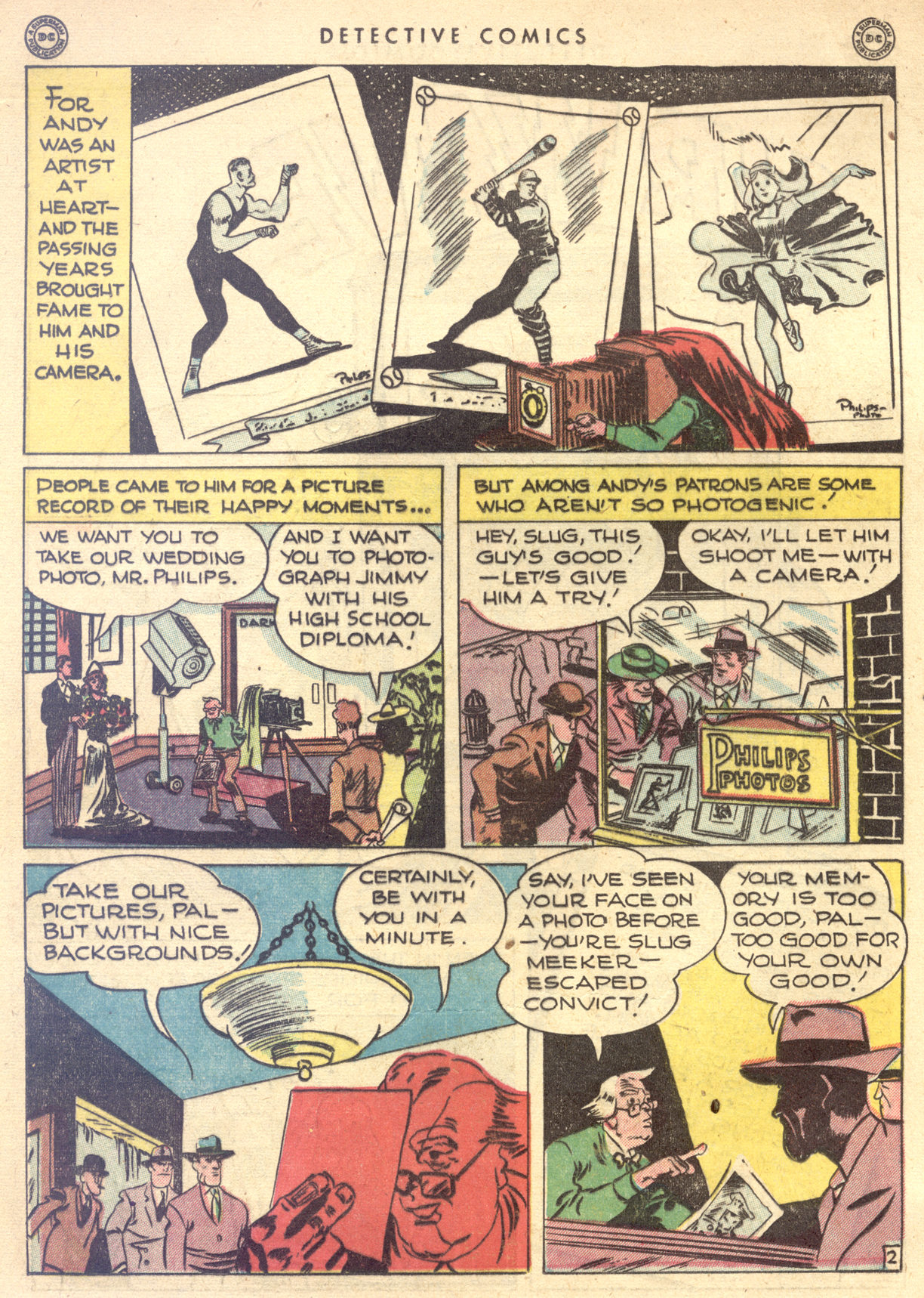 Read online Detective Comics (1937) comic -  Issue #122 - 28