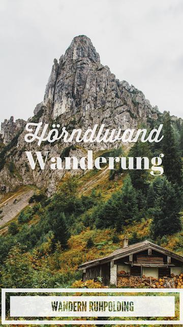 Ruhpolding  - Hörndlwand | Wandern Bayerische Alpen