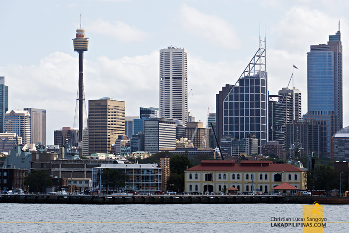 DIY Walking Tour Sydney