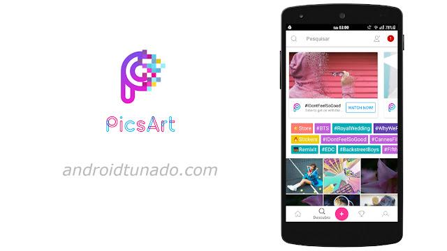 PicsArt Photo Studio Premium v9.38.0 APK