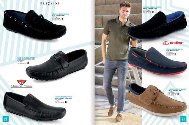 Zapatos impuls caballeros