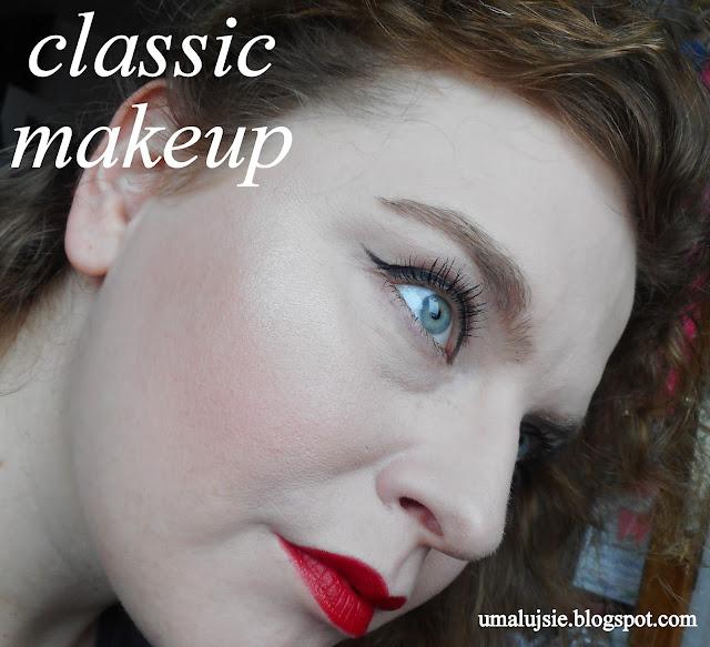 Makijaż na Walentynki: klasyczny