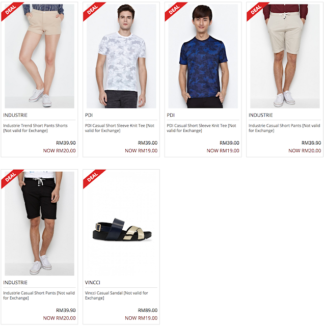 Padini Malaysia Online Store Deals Discount Offer Promo
