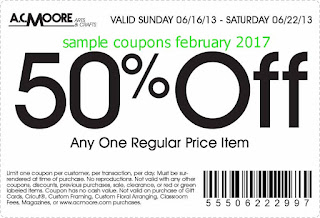 free AC Moore coupons for february 2017