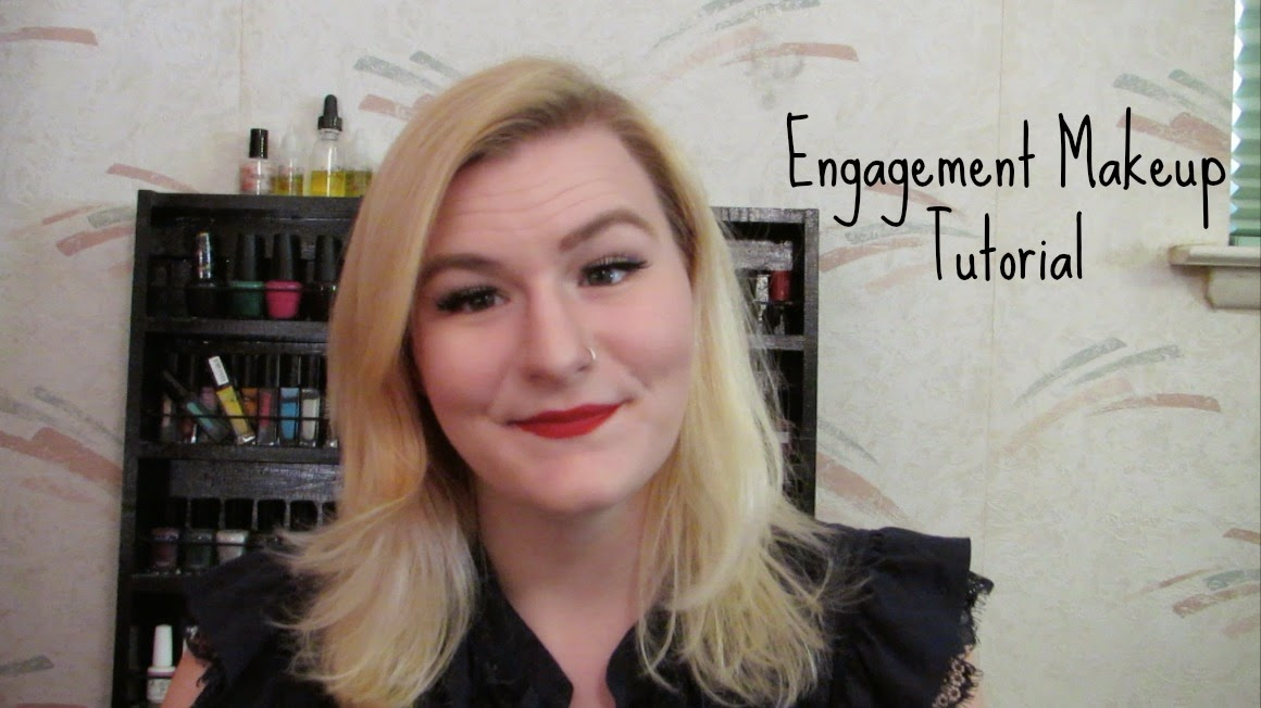 engagement makeup tutorial, beginners engagement makeup tutorial, KAMera Photography, KAMera photography engagement, philadelphia engagement, snowy engagement photos, winter engagement makeup, elegant makeup , simple makeup tutorial,