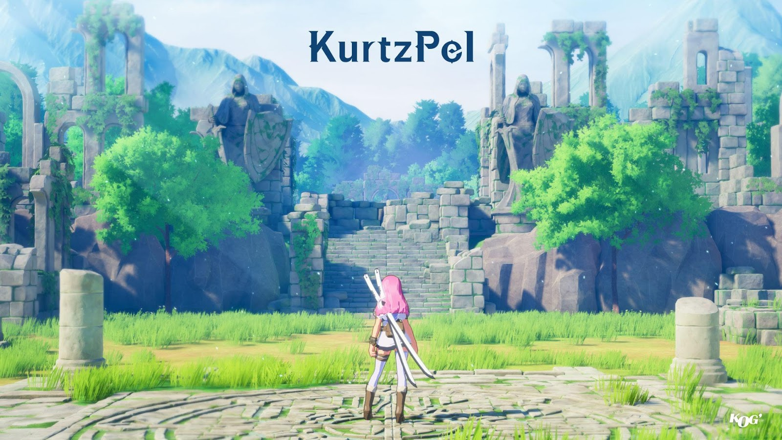 New MMO from Elsword Developers - KurtzPel