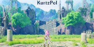 New MMO from Elsword Developers - KurtzPel
