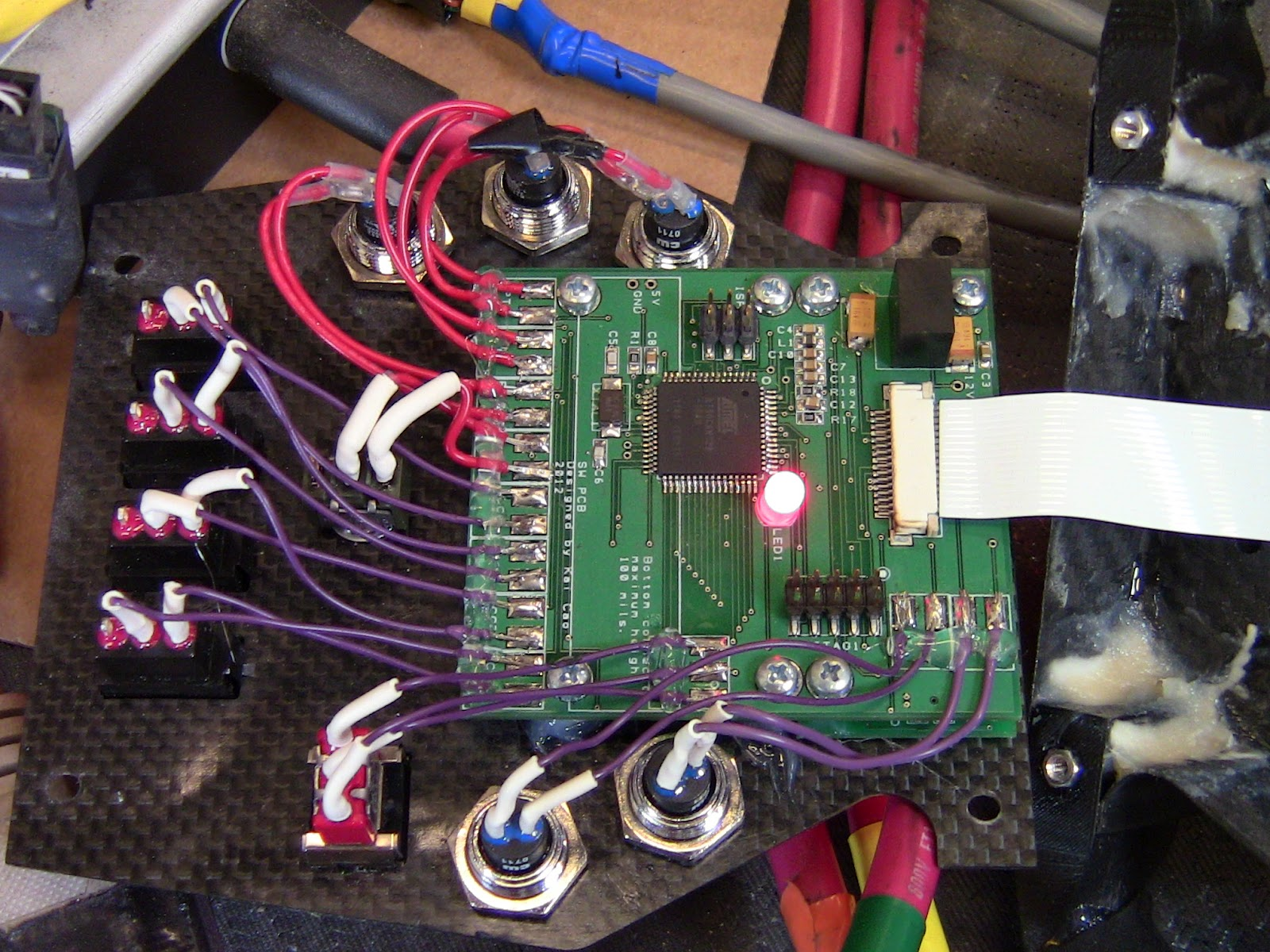 Mit Sevt Blog First Circuit Board Design Flickr Photo Sharing A Closer Look At The Main Hardware