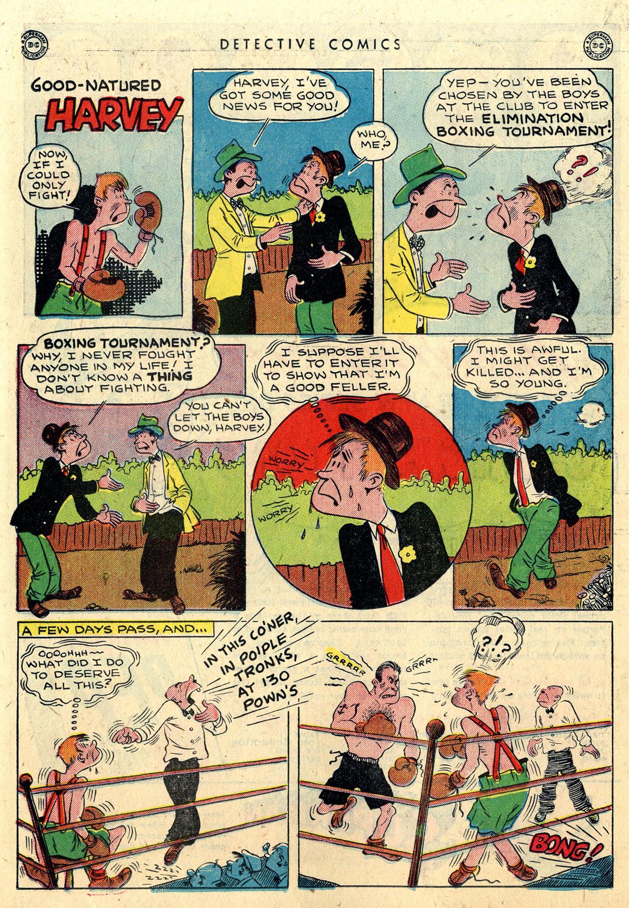 Read online Detective Comics (1937) comic -  Issue #112 - 32