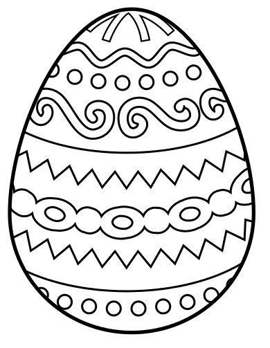Best Easter Egg For Colouring