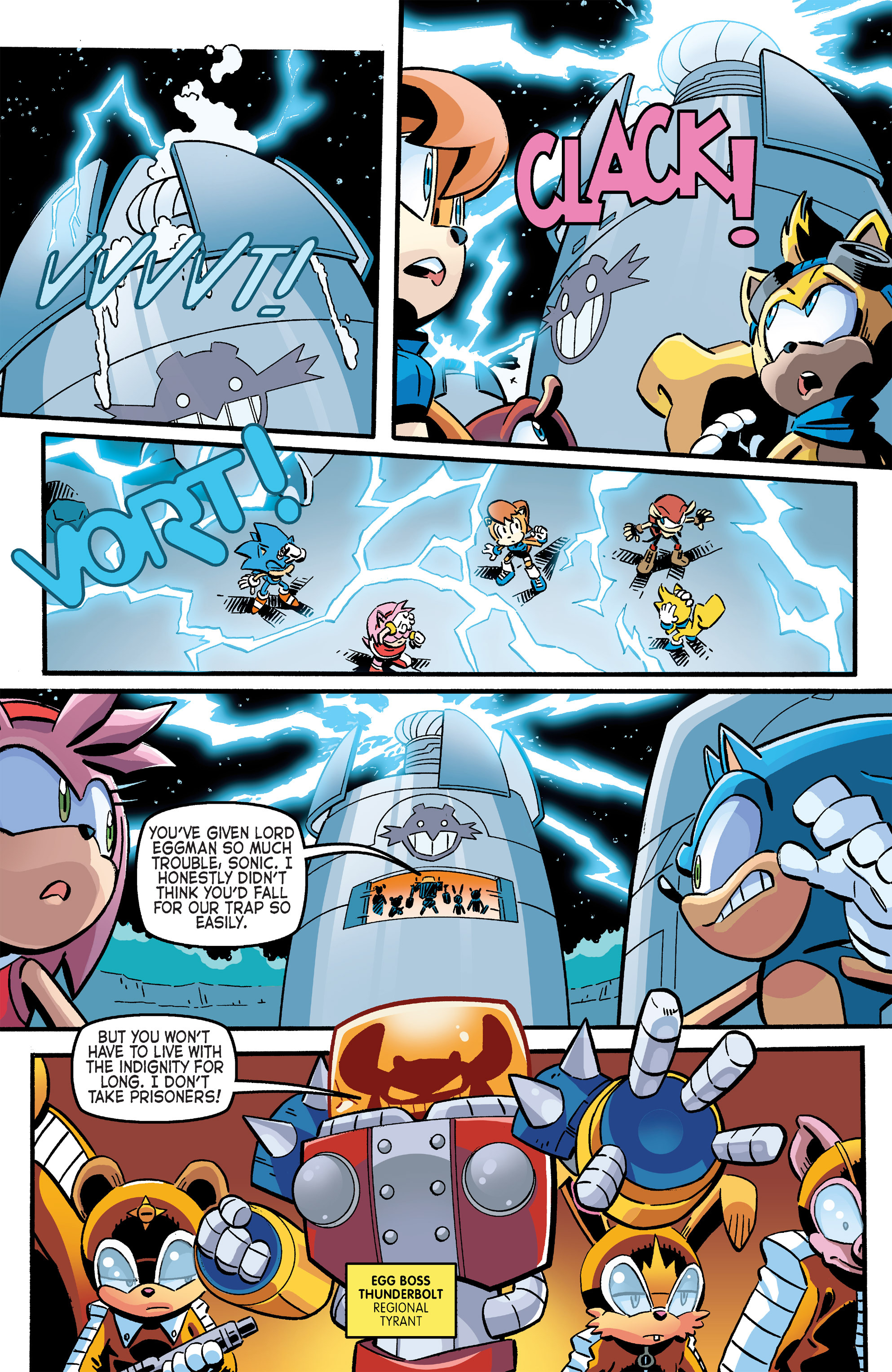 Read online Sonic The Hedgehog comic -  Issue #264 - 14