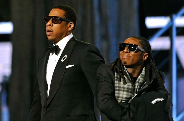 jay z lil wayne record deal roc a fella