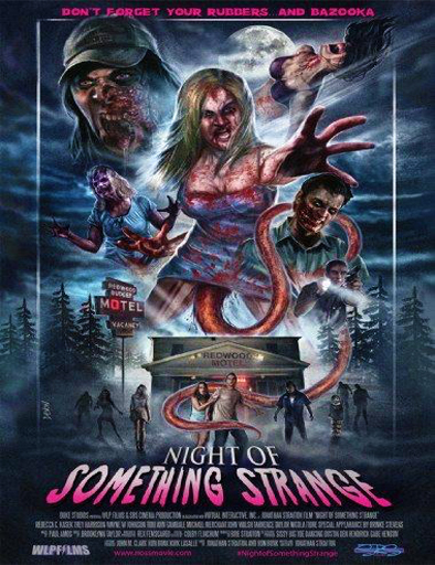 Ver Night of Something Strange (2016) Online