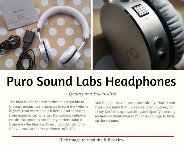 Puro Sound Labs Headphones Review