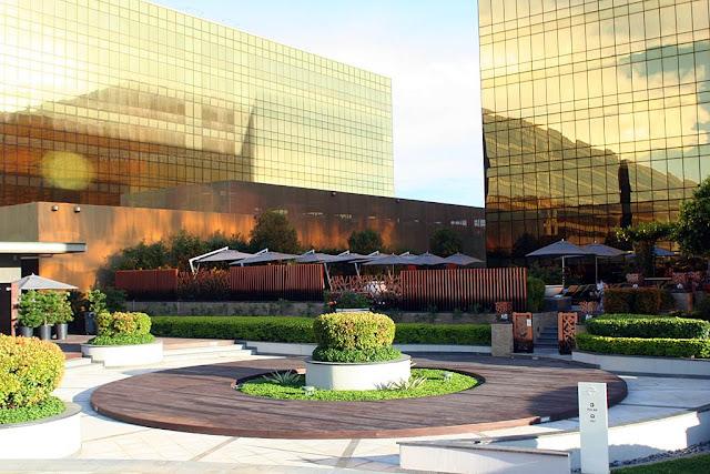 The Hyatt City of Dreams Manila Pool