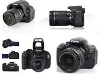 Katalog Harga Kamera Canon EOS 600D Kit Murah Terbaru Januari 2017 Di Indonesia