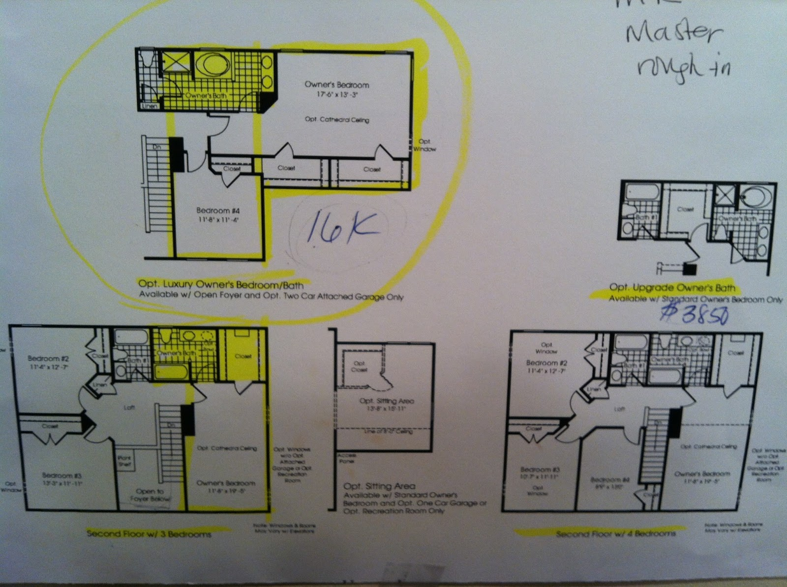 Ryan homes savoy floor plan