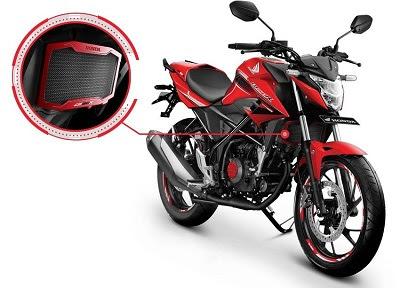 Desain Honda CB150R