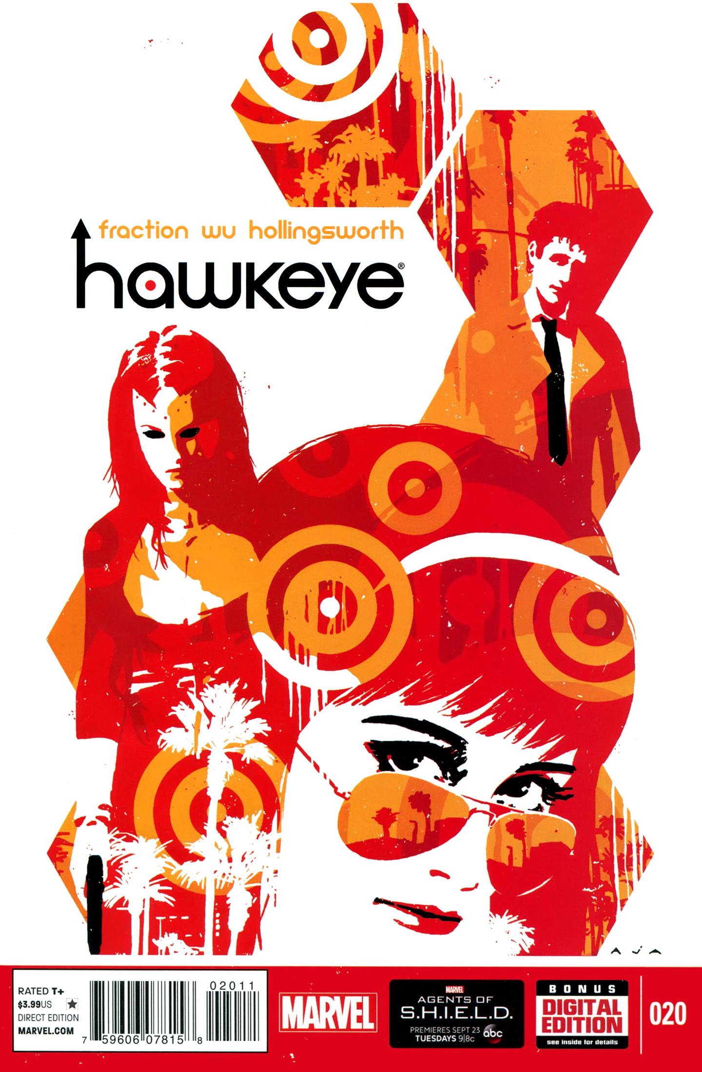 Hawkeye (2012) 20 Page 1