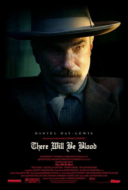 There Will Be Blood 2007 English Movie Bluray 720p