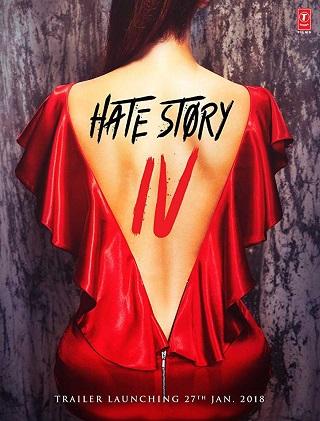 Hate Story 4 (2018) Hindi 900MB HDRip 720p