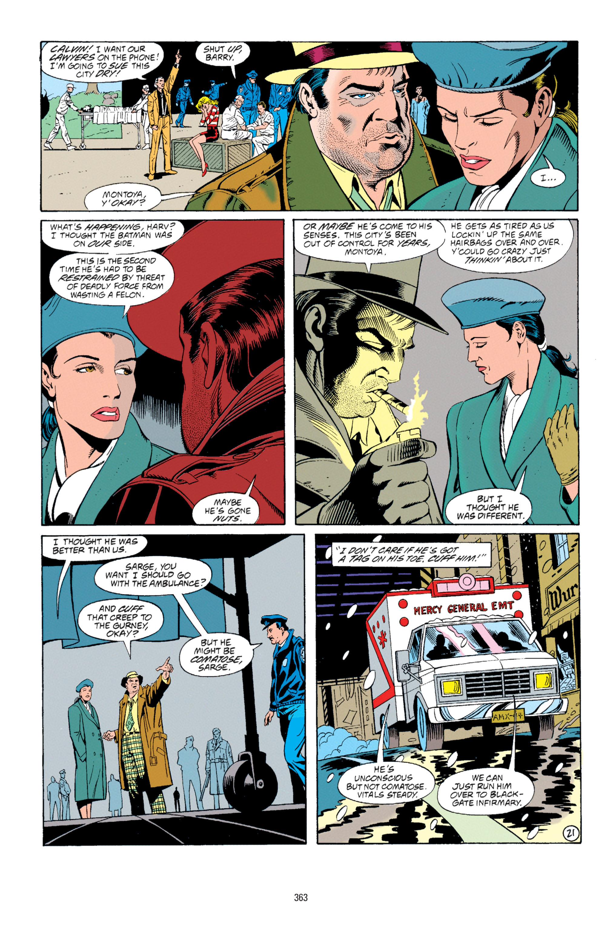 Detective Comics (1937) 673 Page 20