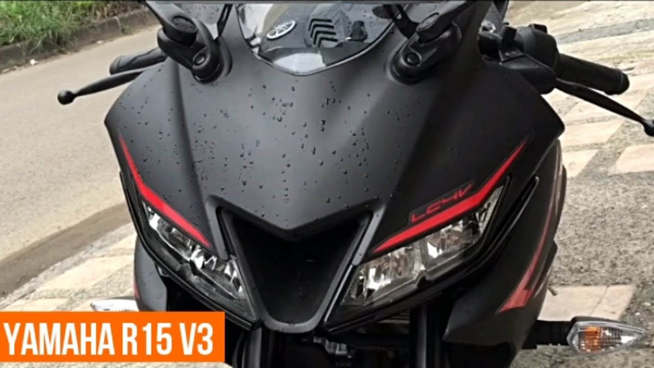YAMAHA R15 V3 DETAILS/ SPECIFICATION {Current market value