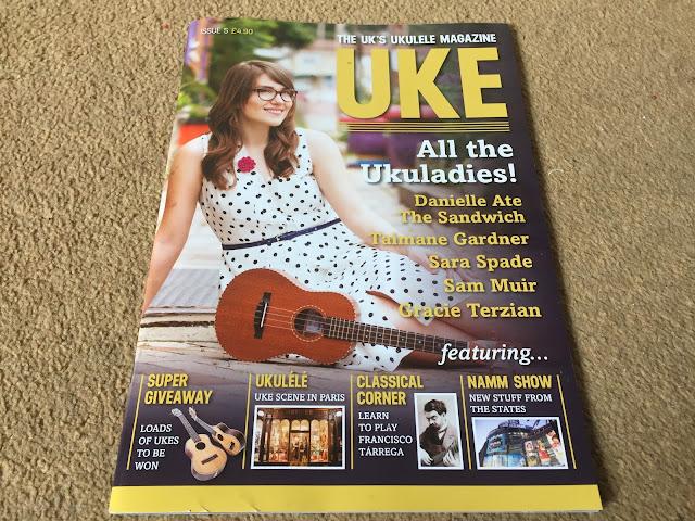 UKE Magazine