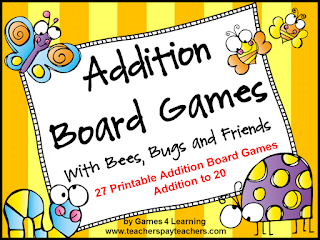 https://www.teacherspayteachers.com/Product/Addition-221085