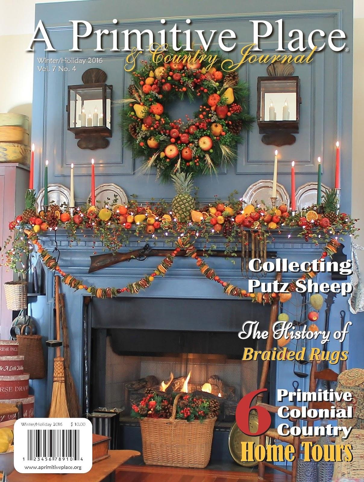a primitive place u0026 country journal magazine