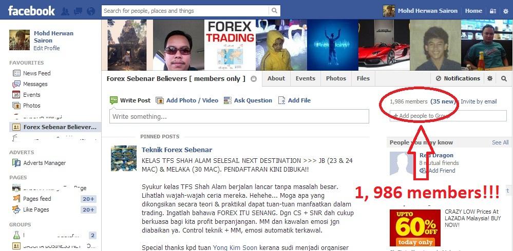 Fb forexpros
