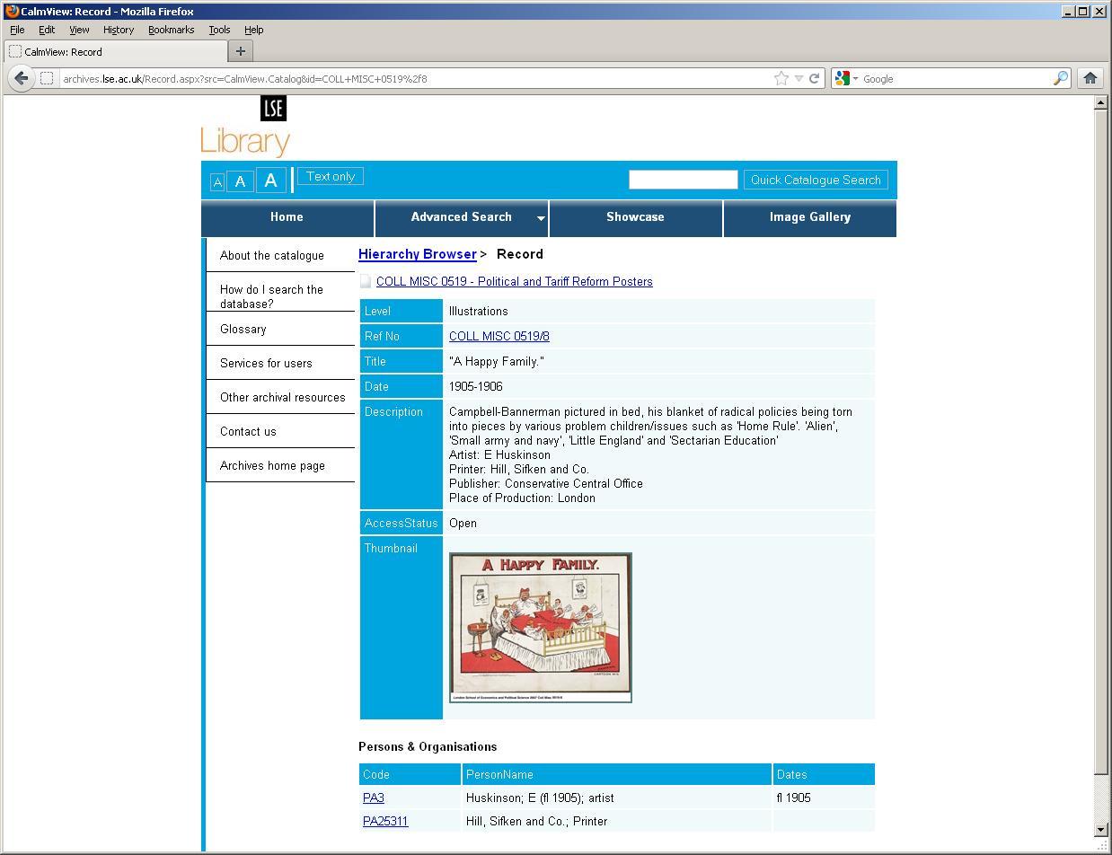 John Johnson Collection's Ephemera Resources blog: May 2012