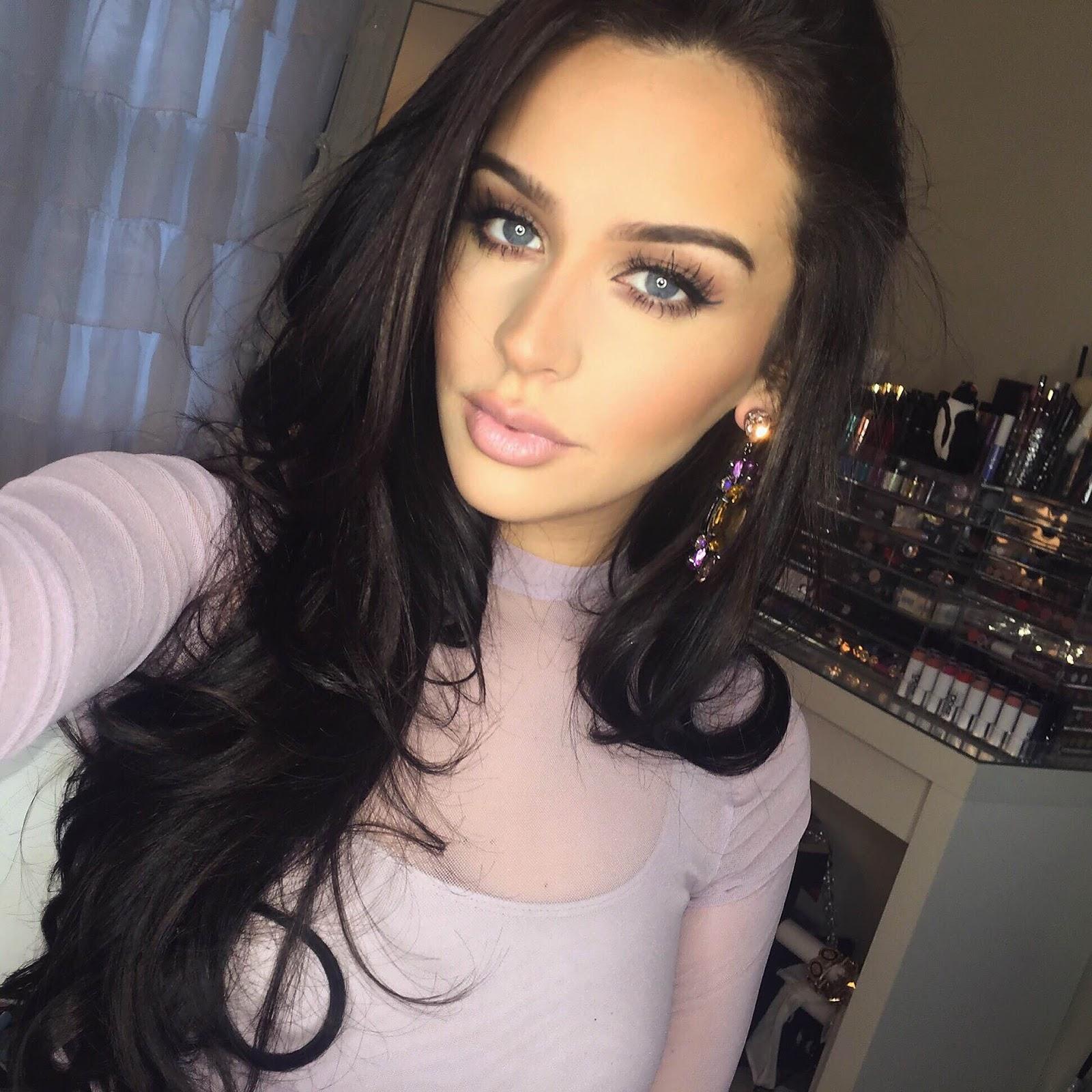 Carli Bybel Daily Makeup Mugeek Vidalondon