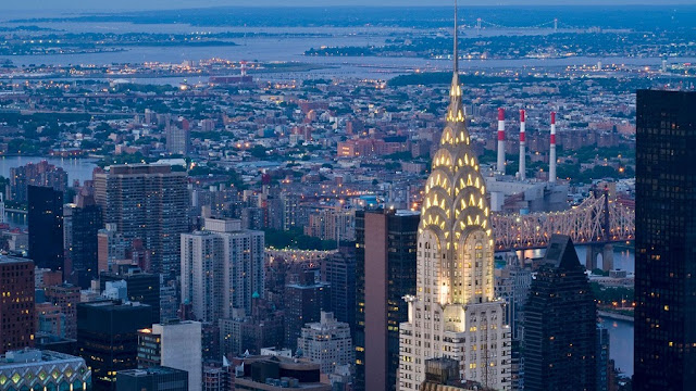 Chrysler Building em Nova York