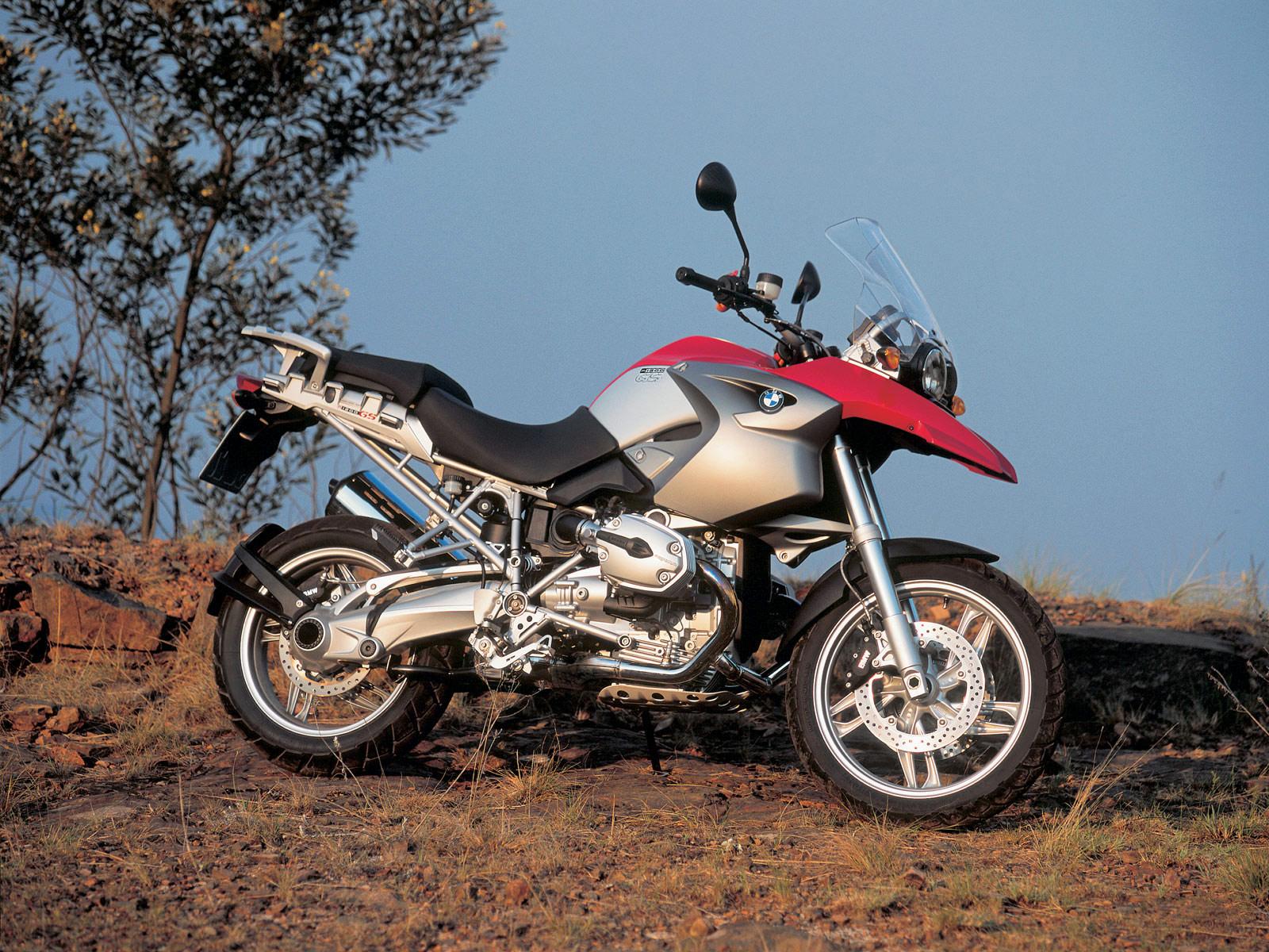 BMW R 1200 GS Motorcycle Desktop Wallpaper. Accident