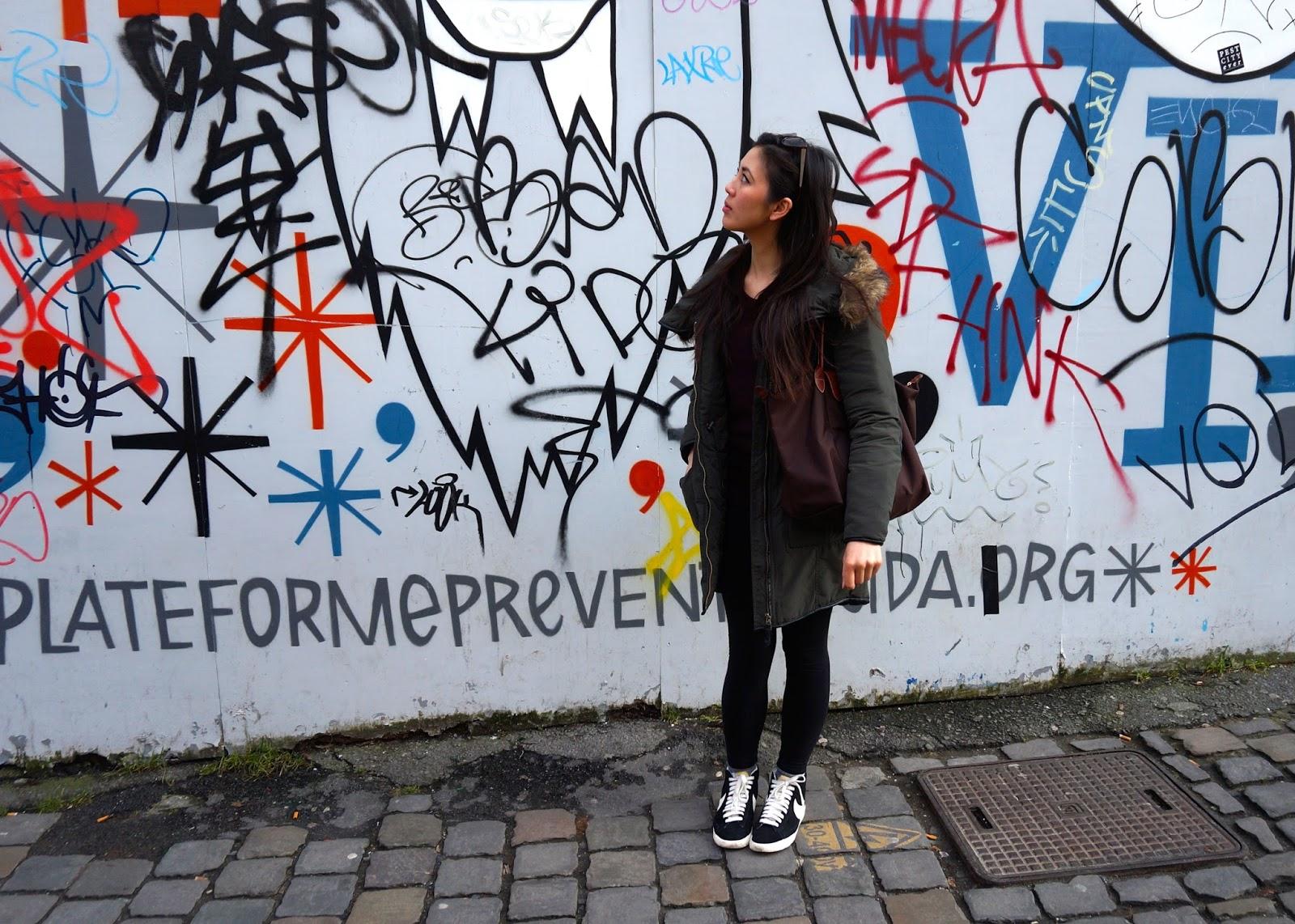 streetart in brussels