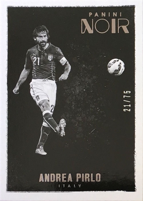 PANINI Or Noir-STICKER-Nº 218