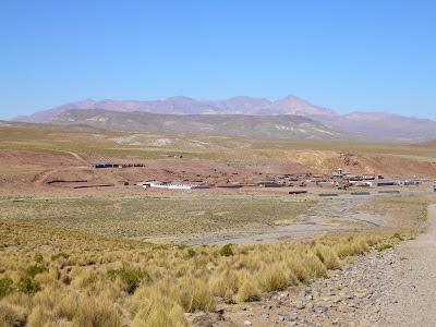 Blick auf San Pablo