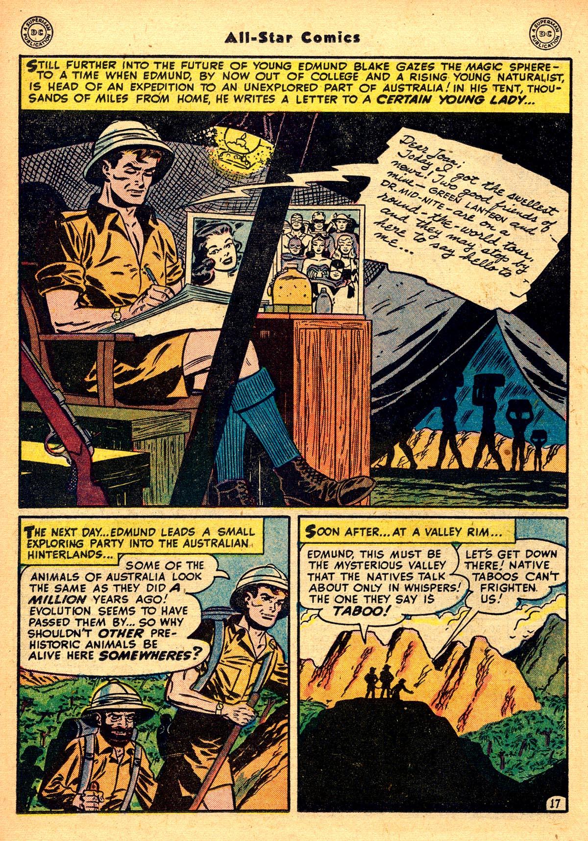 Read online All-Star Comics comic -  Issue #48 - 20