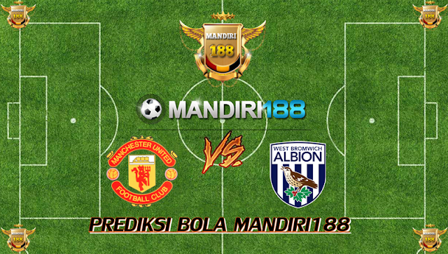 AGEN BOLA - Prediksi Manchester United vs W.B.A 15 April 2018