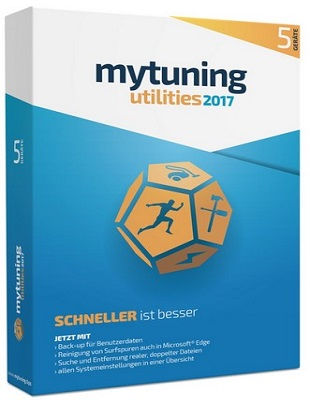 Mytuning Utilities 17.0.7.61 poster box cover