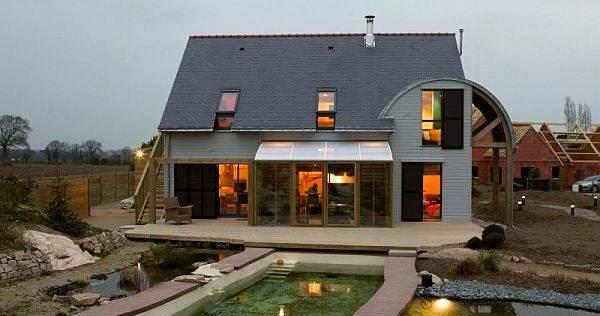 Arquitectura de casas casas ecol gicas bioclim ticas for Proyectos de casas ecologicas