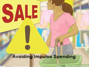 Avoid Impulse Spending
