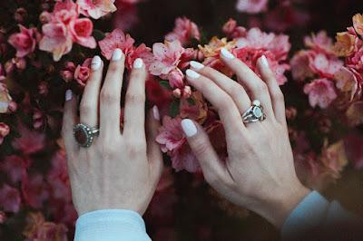 Manicura de novia