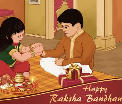 Rakhi DP for Whatsapp Facebook