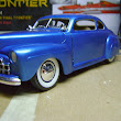 Ford Custom Coupe 1948 Revell 1/25