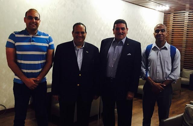 وفد مصري من الشباب والرياضة يصل أثيوبيا  للمشاركة في اجتماعات الاتحاد الافريقي