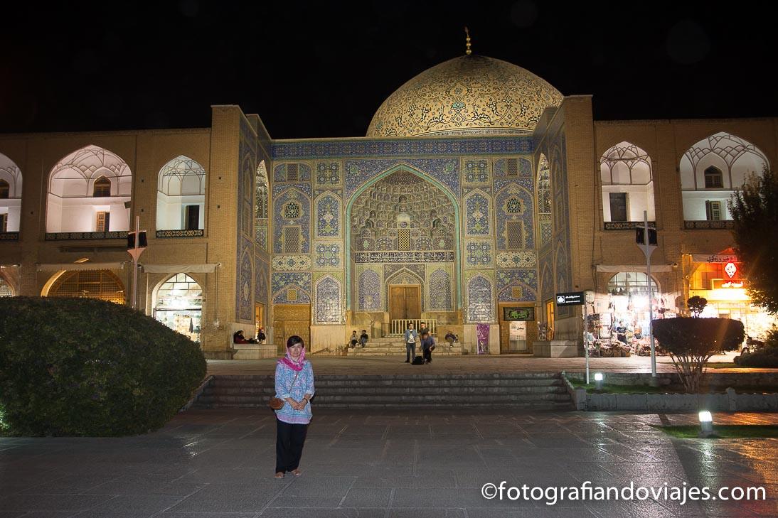 Mezquita Sheih Lotfollah en Isfahan